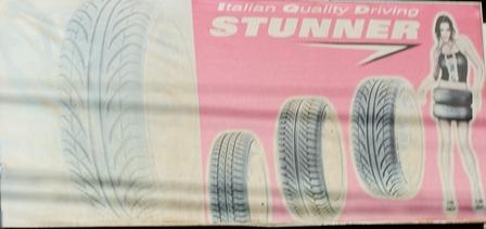 stunner tires
