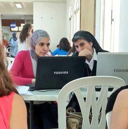 Woman Nun