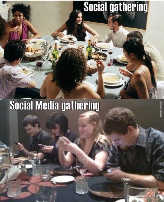 friends dinner
